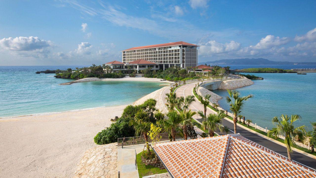 Hyatt Regency Seragaki Island, Okinawa Hotel Exterior