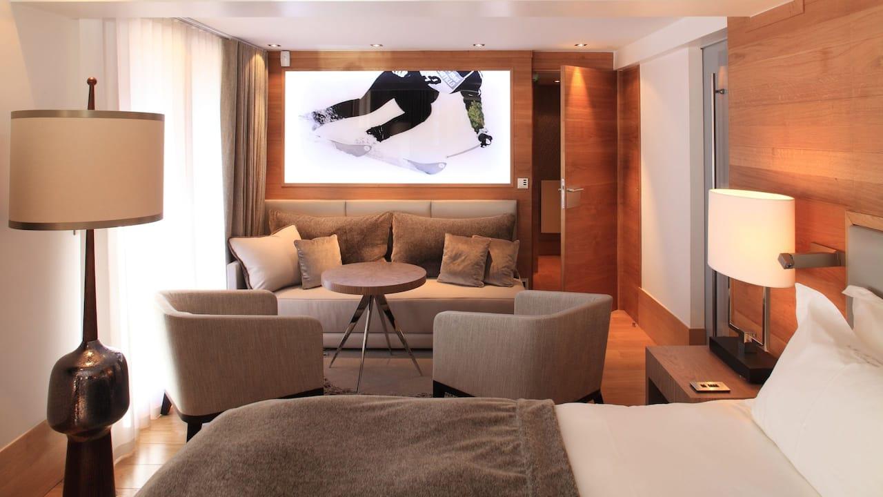Chalet La Residence Suite