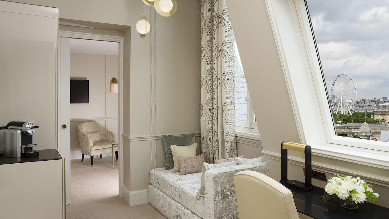 Toit de Paris Suite
