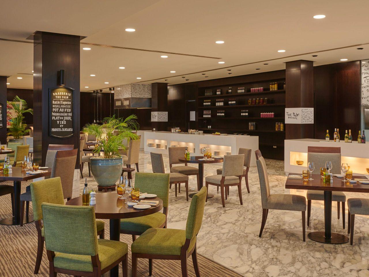The Palm Brasserie