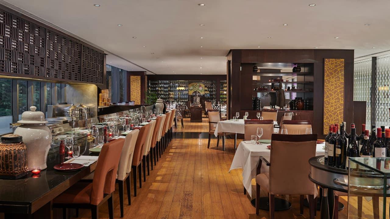 Oriental Restaurant Dinner