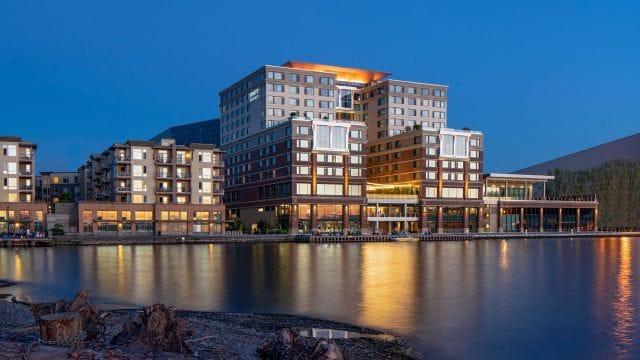 Hyatt Regency Lake Washington at Seattle's Southport