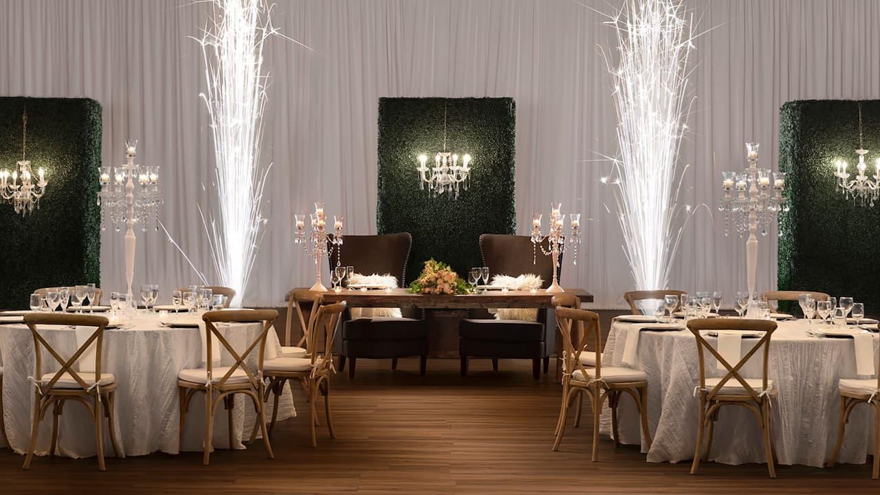 Wedding Setup RW Pavilion