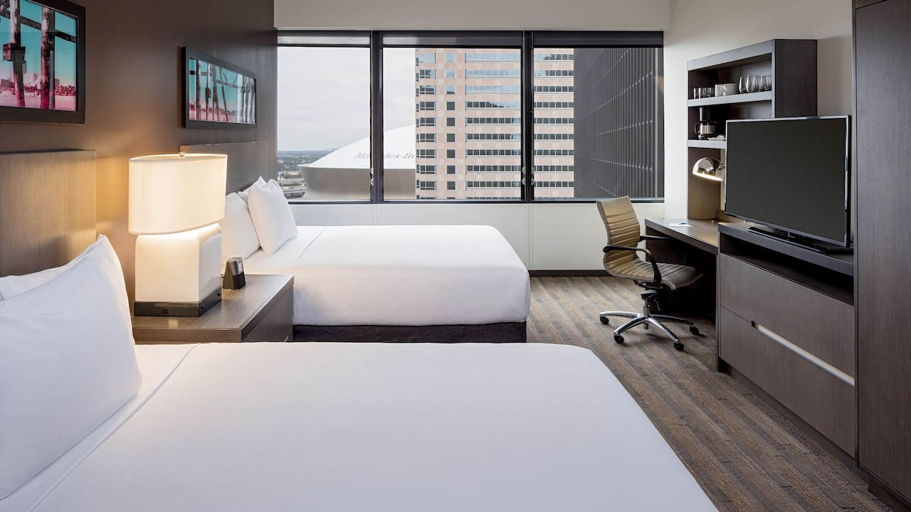 Hyatt House New Orleans/Downtown Den King