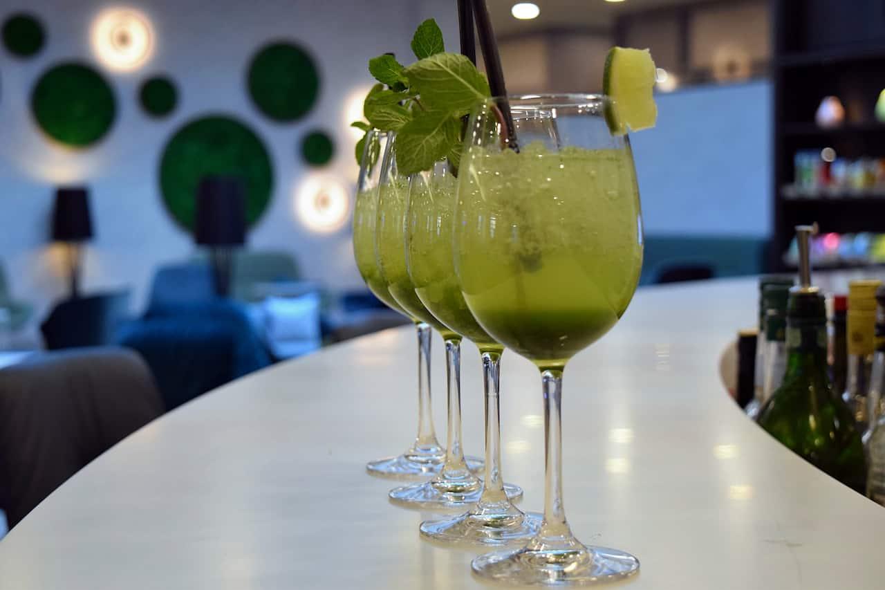 24 stunden kaffee und cocktail bar at hyatt place frankfurt airport