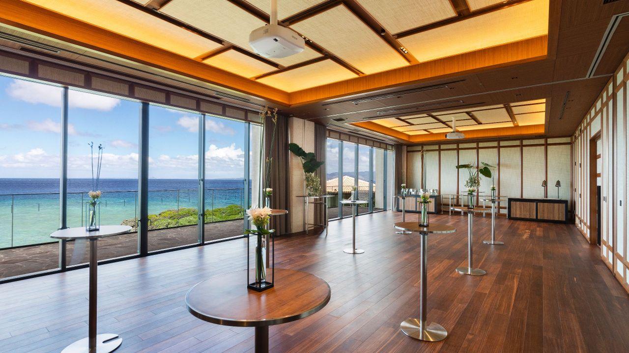 Hyatt Regency Seragaki Island, Okinawa Event Space Ocean Buffet