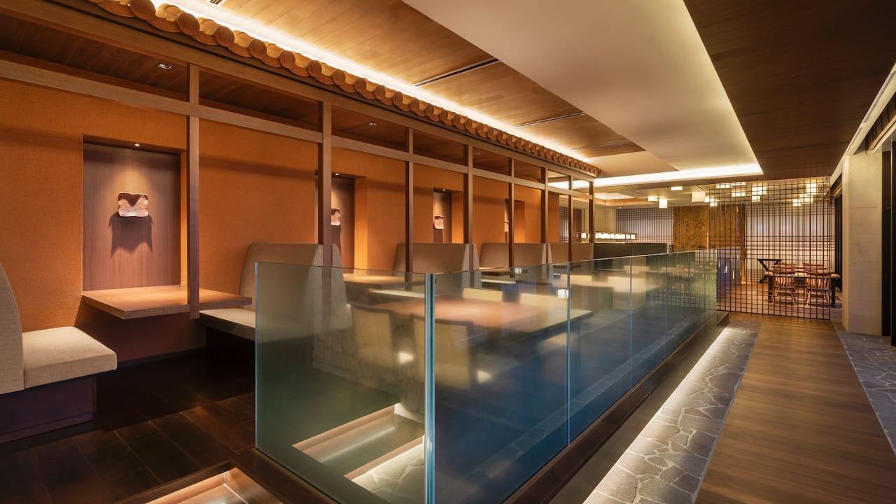 Hyatt Regency Seragaki Island, Okinawa Shirakachi Japanese
