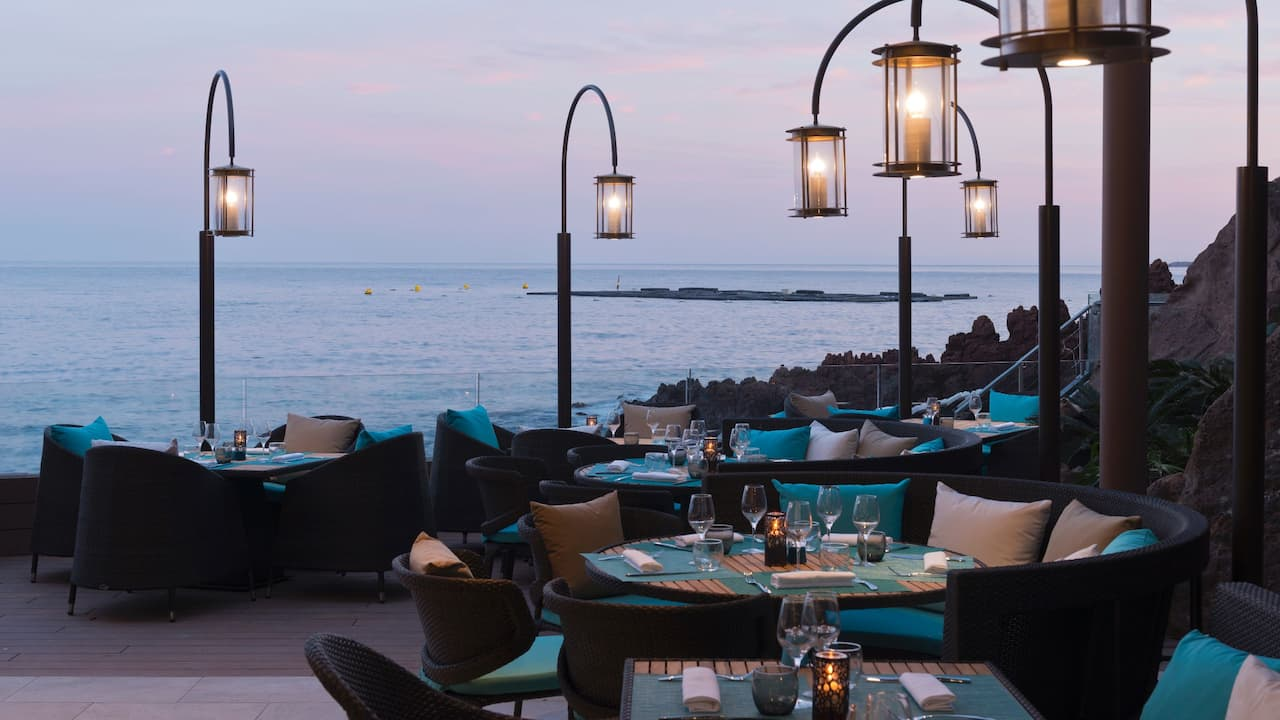 Moya Beach Restaurant