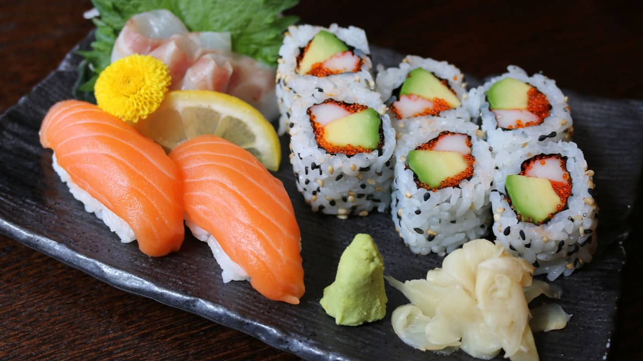 Sushi East London | Andaz London Liverpool Street