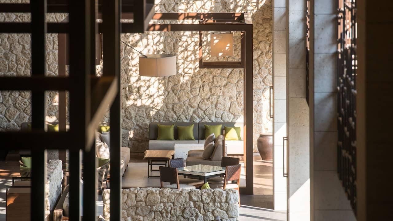 Hyatt Regency Seragaki Island Okinawa Lobby-Lounge