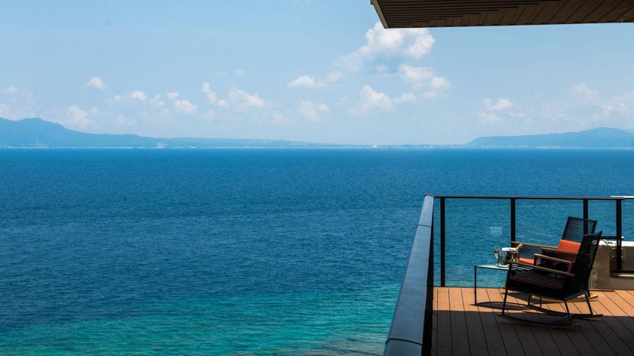 Hyatt Regency Seragaki Island, Okinawa Suite Balcony