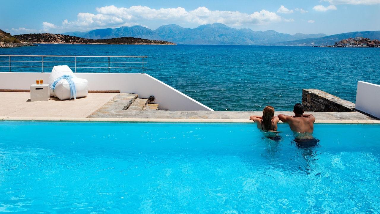 Three Bedroom Waterfront Villa