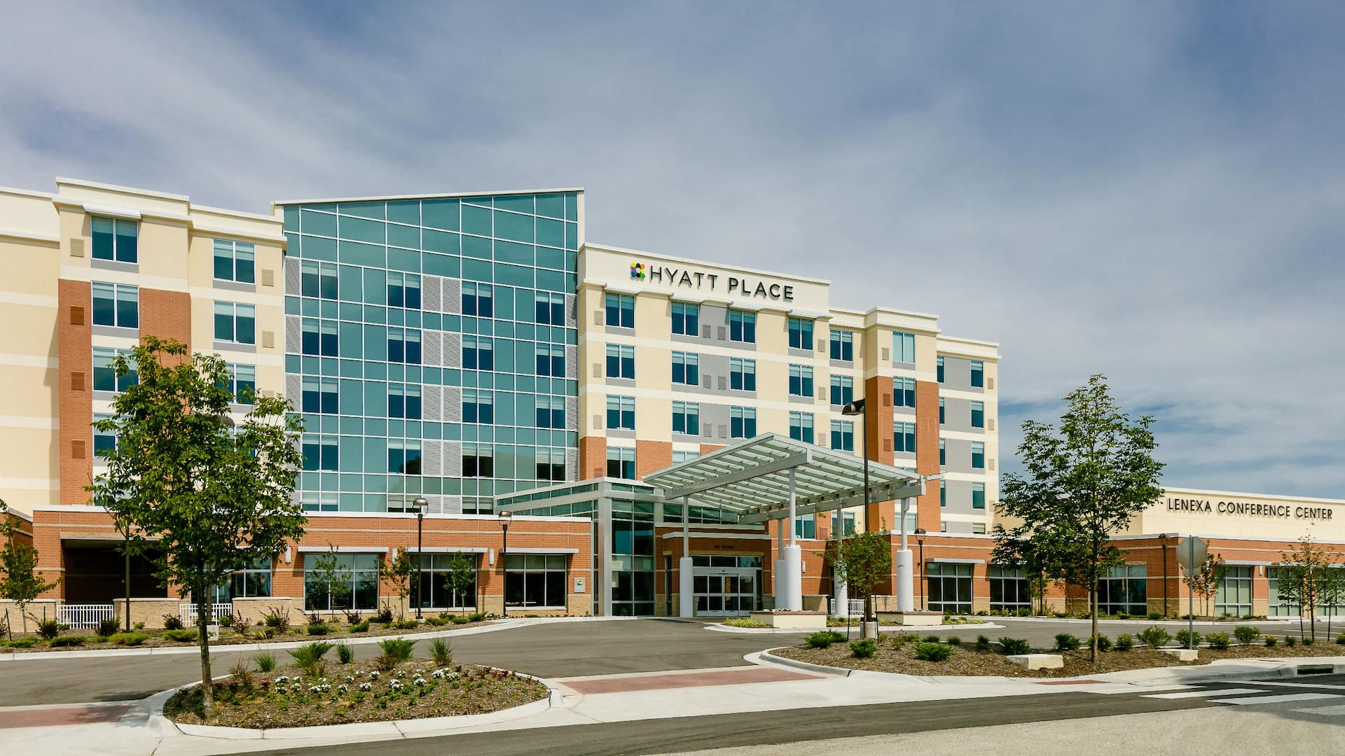 Hyatt Place Kansas City/Lenexa City Center Hotel Exterior