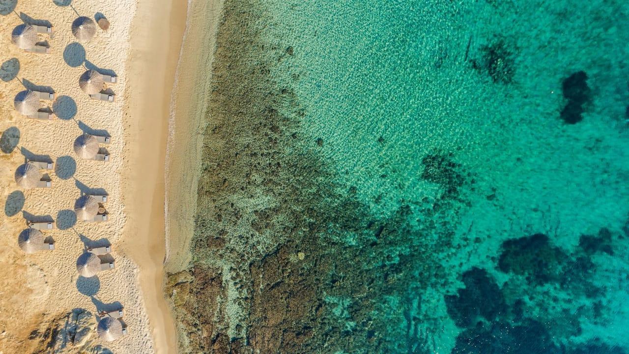 Casa del Mar Mykonos beach