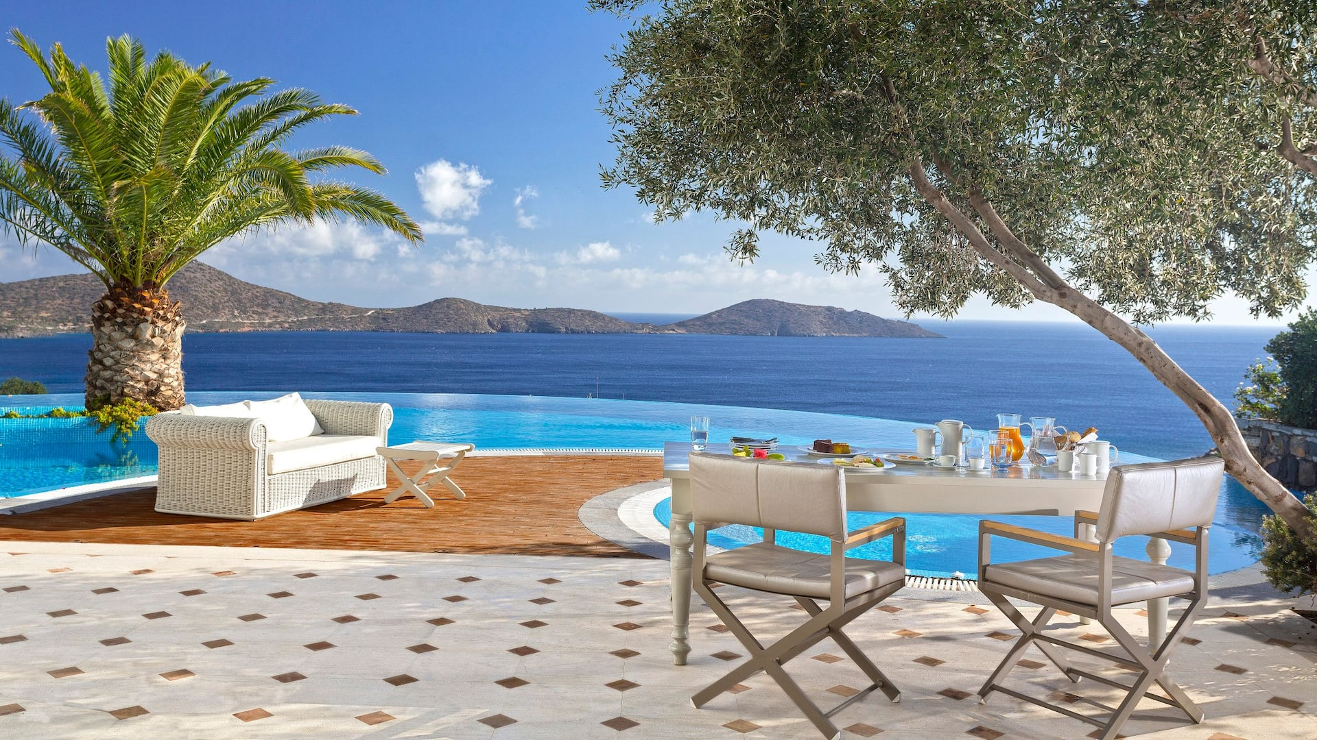 Elounda Gulf Villas and Suites Presidential Spa Pool Villa