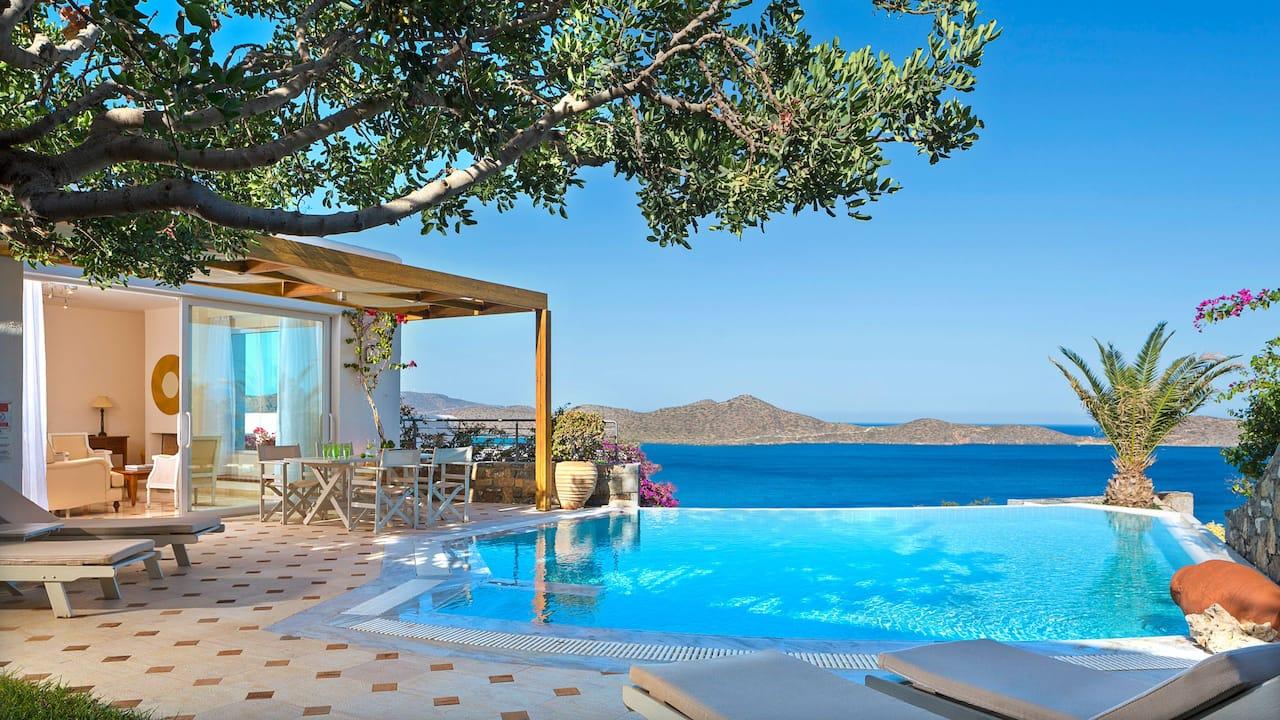Aegean Pool Villa