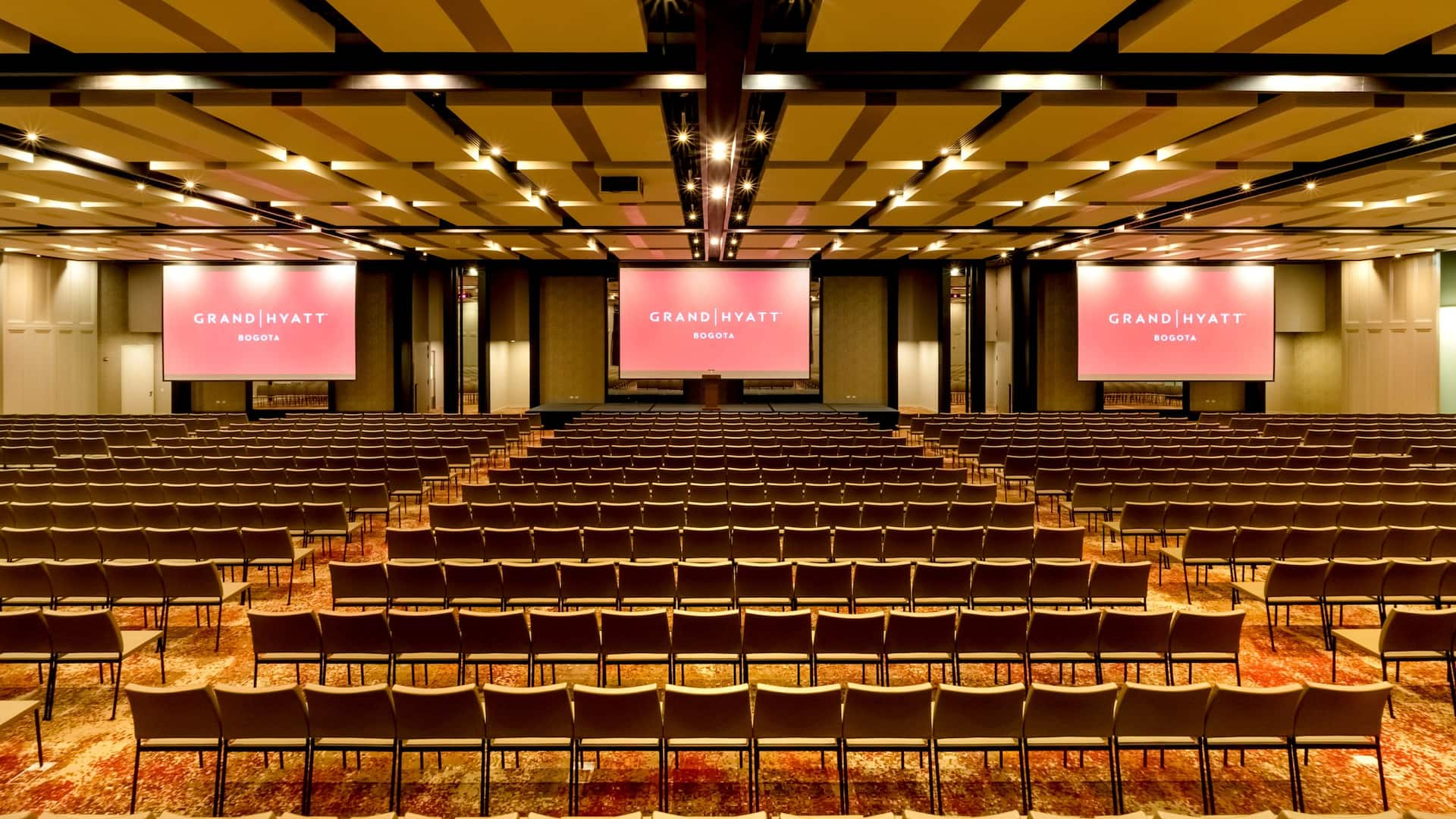 Grand Ballroom Auditorio