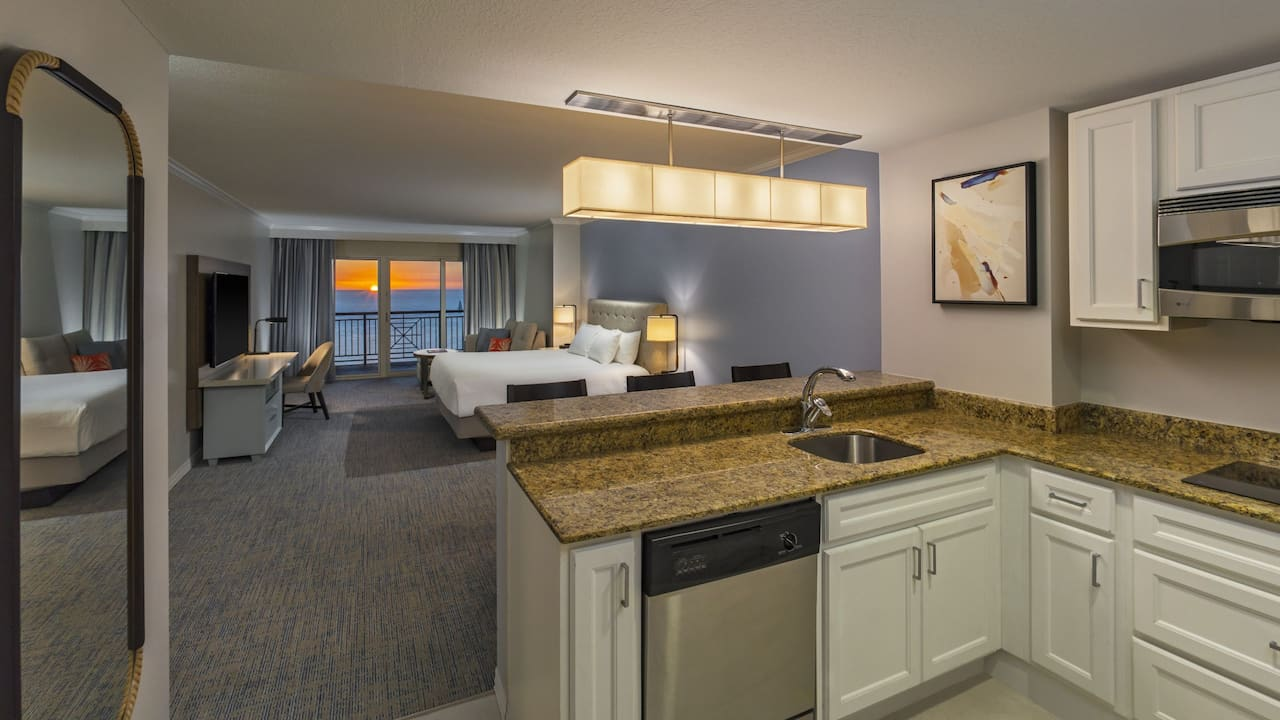 King Premium Guestroom Hyatt Regency Clearwater Beach Resort