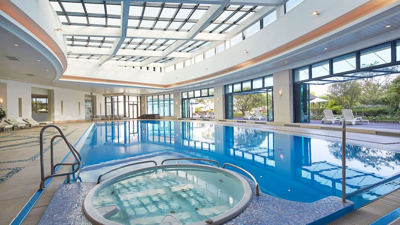 East Tower Swimming Pool