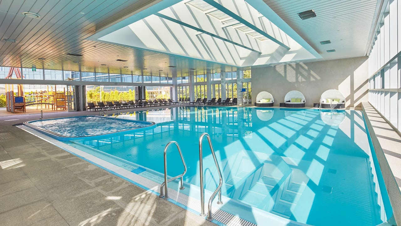 West Tower Childrens Swimming Pool