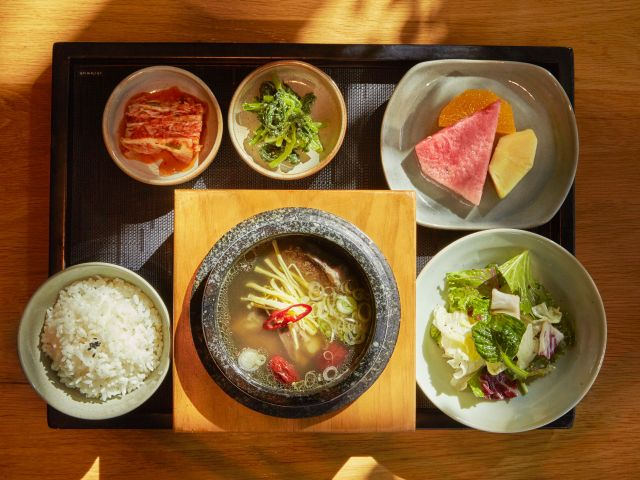 그랜드하얏트인천 레스토랑8 세트메뉴