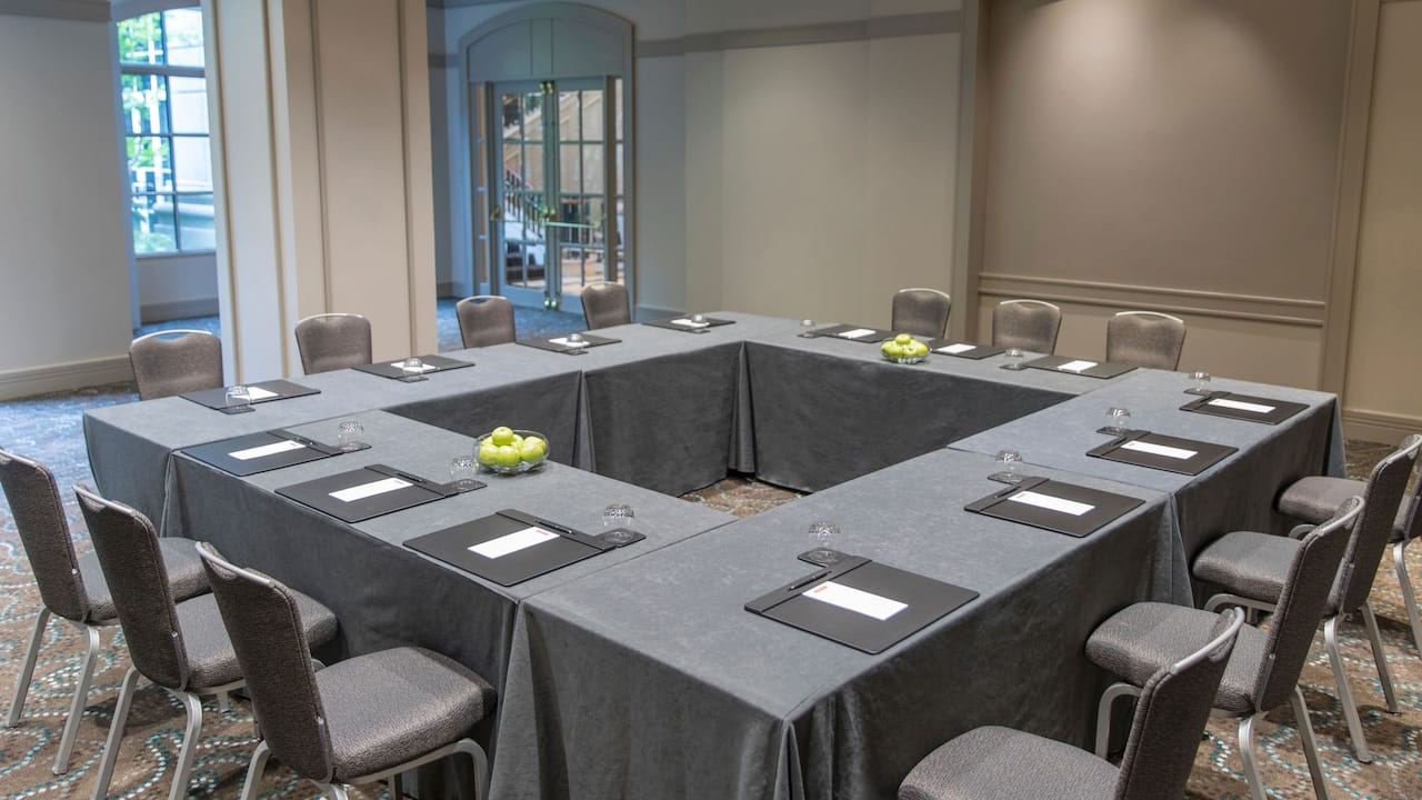 Cascade meeting room Grand Hyatt Atlanta