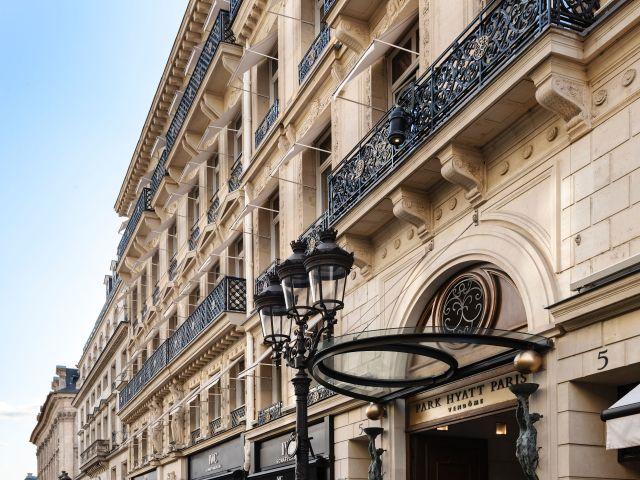 Hôtel Park Hyatt Paris-Vendôme Extérieur