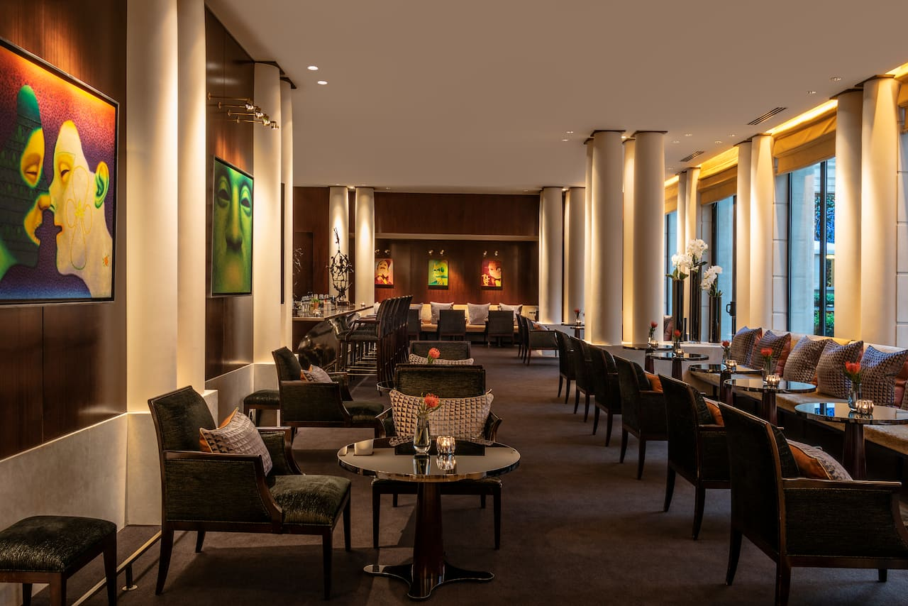 ​Le Bar at Hotel Park Hyatt Paris Vendôme