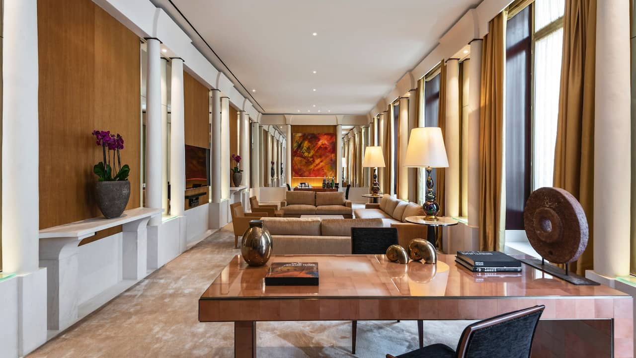 Imperiale Suite at Park Hyatt Paris-Vendôme