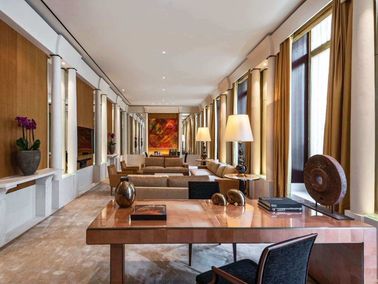 Imperiale Suite at Hotel Park Hyatt Paris - Vendôme