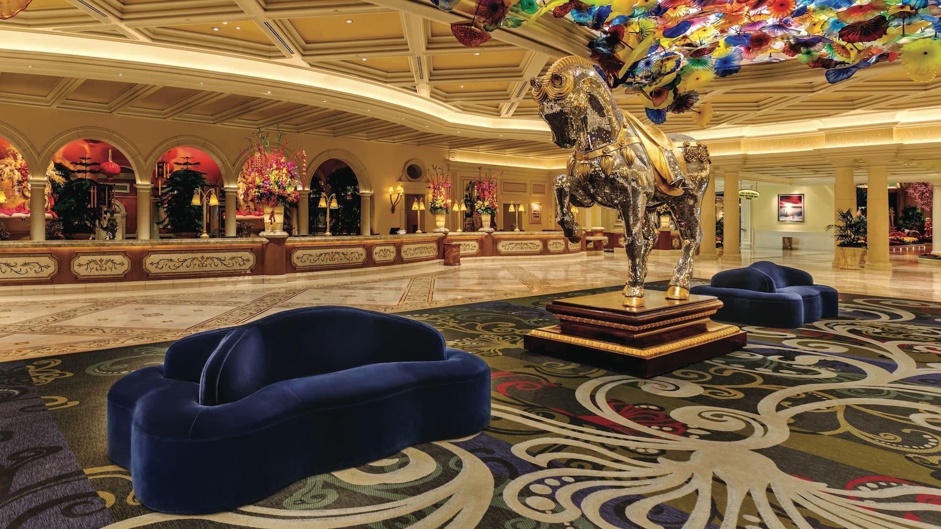 Bellagio Las Vegas interior