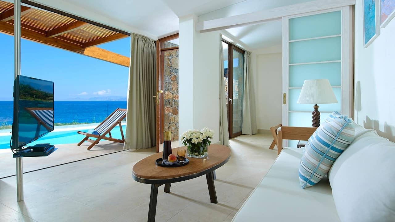 Villa Thalassa Suite