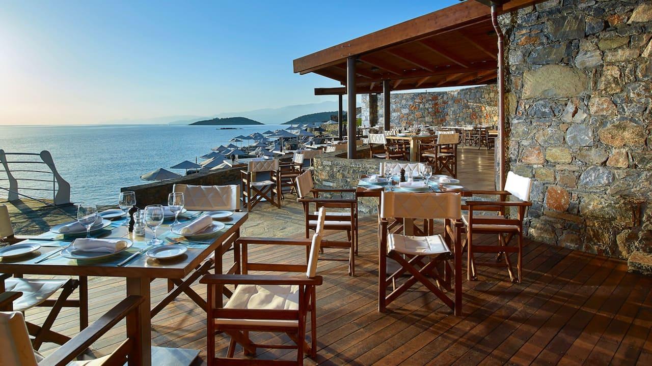 Blue Bay Restaurant