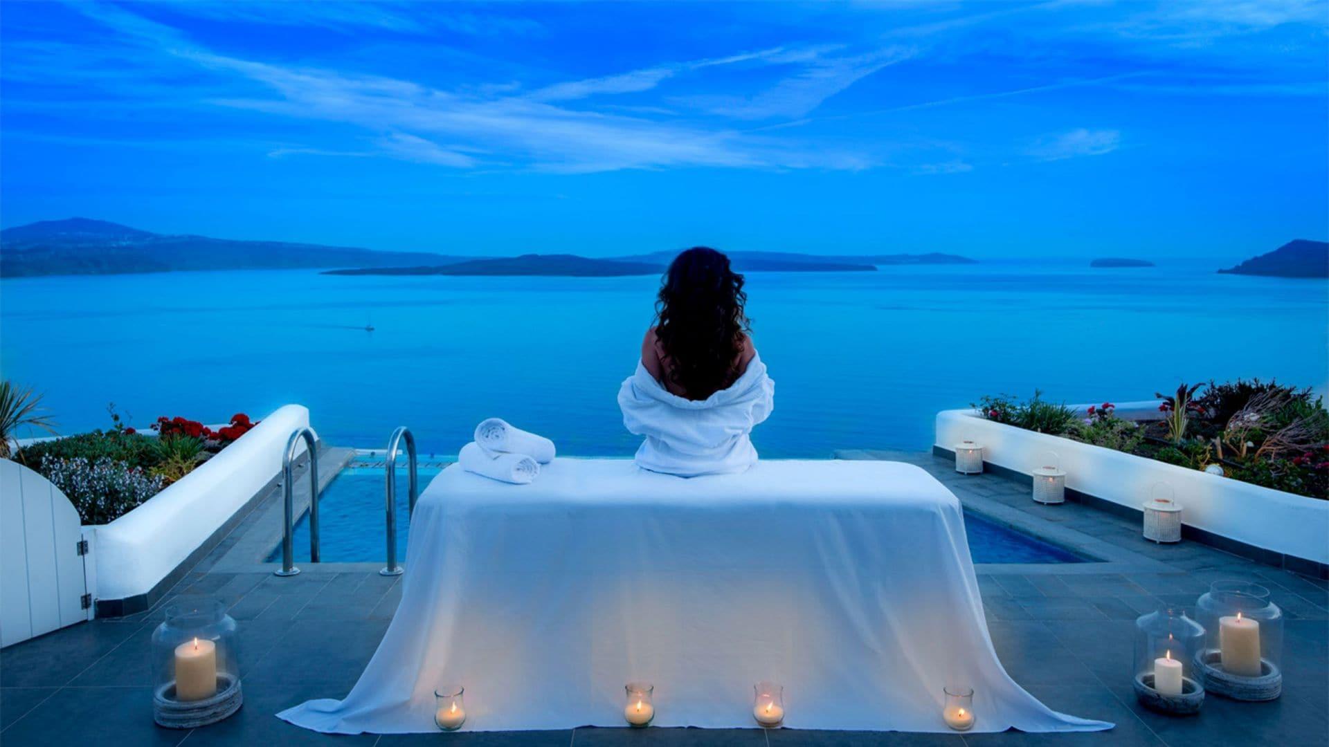 Santorini Secret Suites and Spa exterior