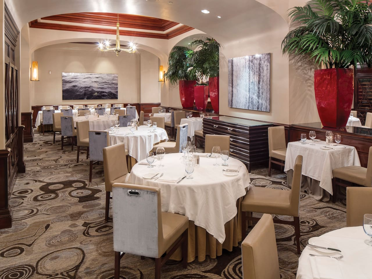 Charlie Palmer Restaurant