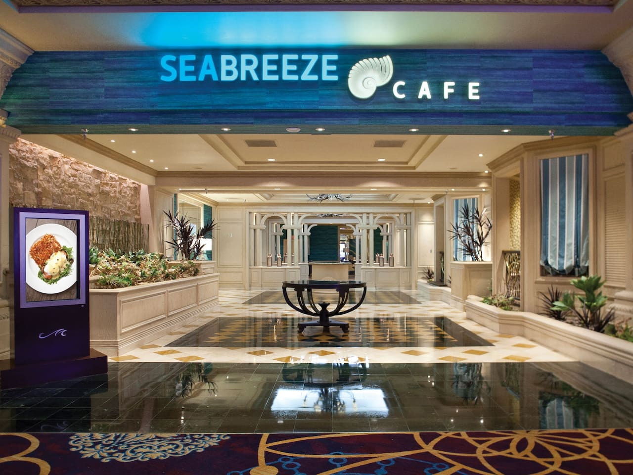 Sea Breeze Café