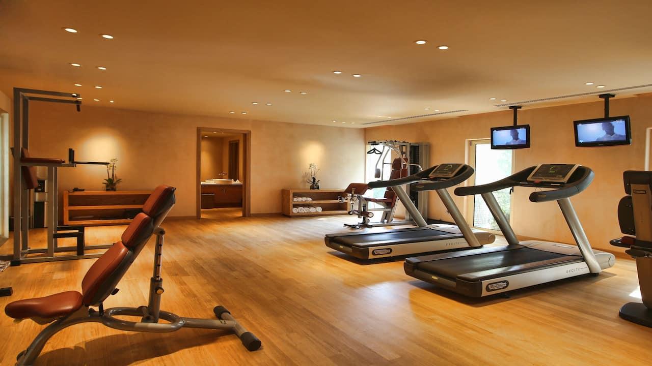 The Margi Fitness suite