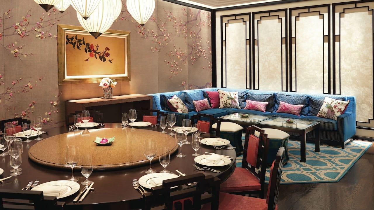 Blossom restaurant