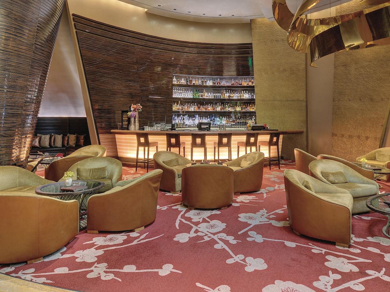 Baccarat lounge