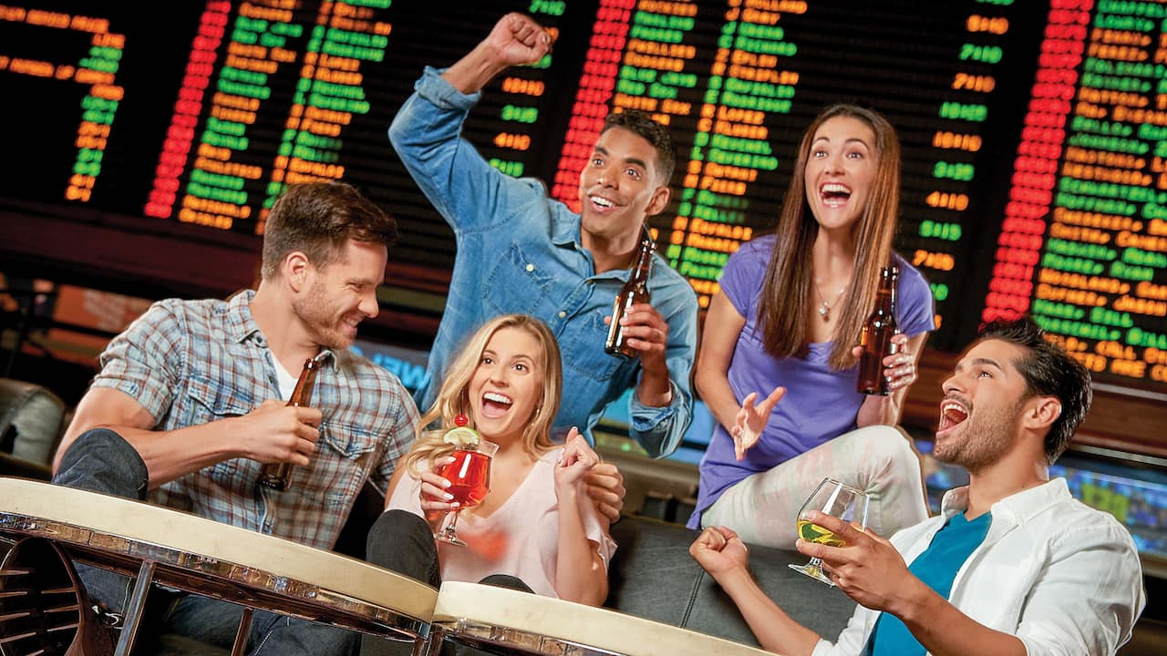 race and sportsbook