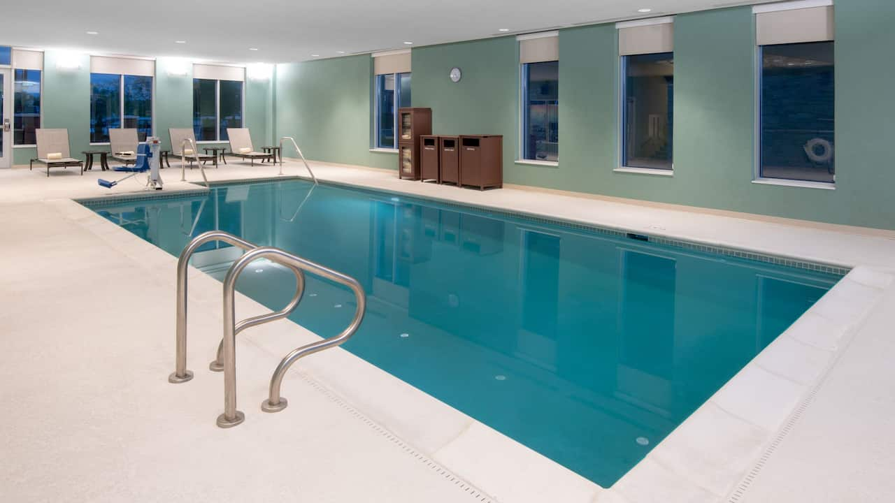 Hyatt Place Denver / Westminster Indoor Pool