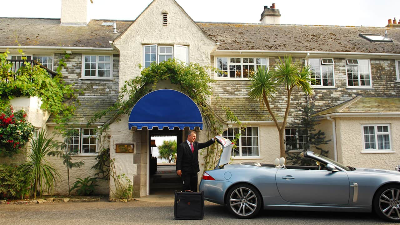 The country house hotel by the sea