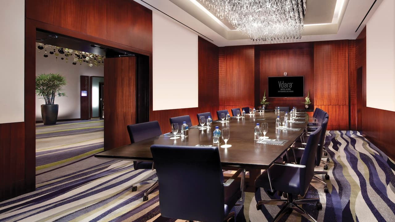 Vdara Meeting Space