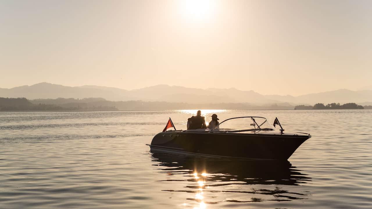 Park Hyatt Zurich Lake Experience