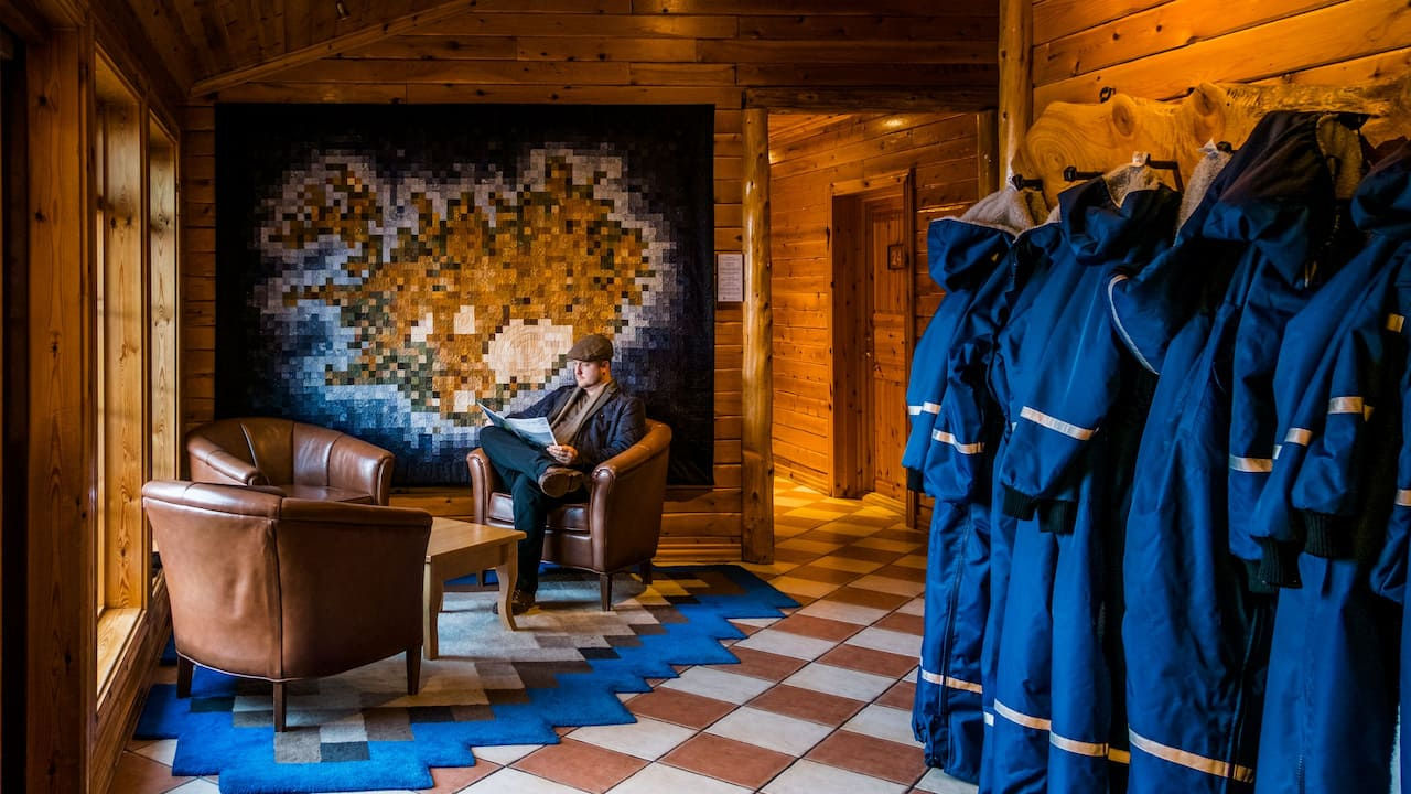 Stargazing and Northern Lights Clothes for Guests