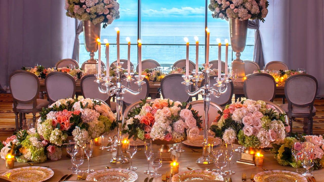 Nazanin Erfan Wedding Table Setting