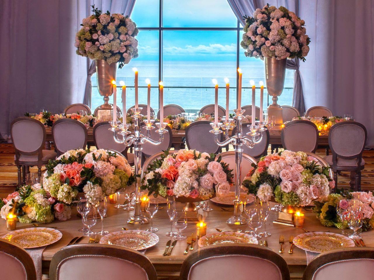 Events Weddings Ocean View