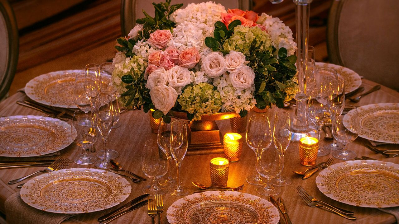 Events Weddings Round Tables