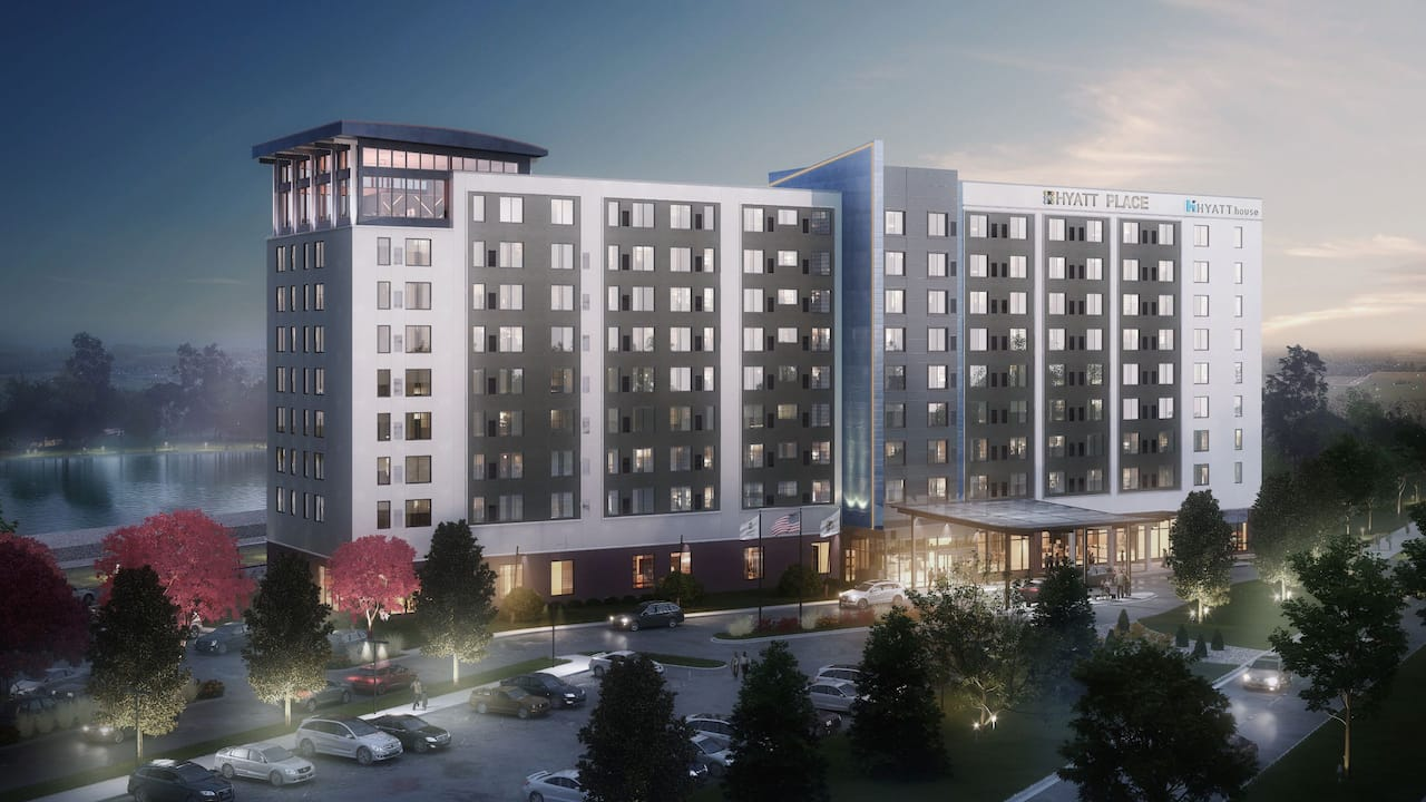 Exterior Hyatt Place East Moline/Quad Cities
