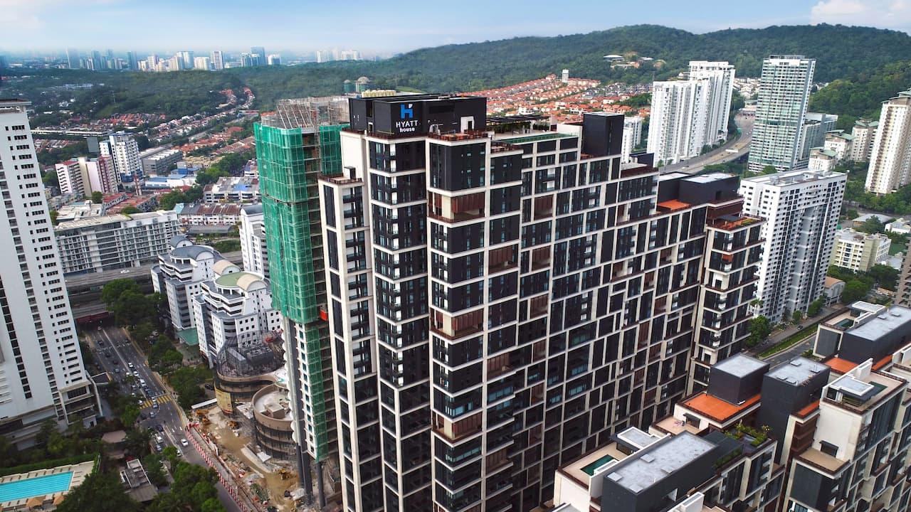 Hyatt House Kuala Lumpur Malaysia